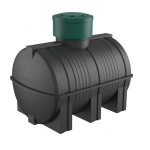 Подземная емкость DТ 3000 литров Полимер