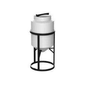 Емкость Полимер К 100 л с обрешеткой