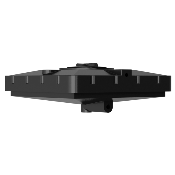 Бак д/душа Aкватек 240 (черный) 1100х1100х380