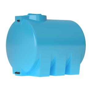 Бак д/воды Aкватек - ATH 1500 (синий) с поплавком
