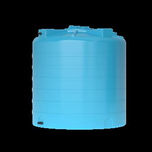 Бак д/воды Aкватек ATV (синий) 1000л с поплавком