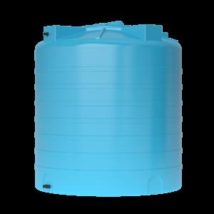 Бак д/воды Aкватек ATV (синий) 1500 с поплавком