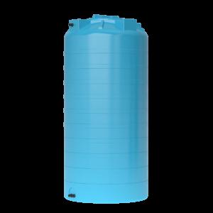 Бак д/воды Акватек ATV (синий) 750 л без поплавка