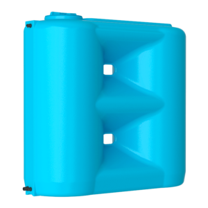 Бак д/воды Aкватек Combi W-1500 BW (сине-белый) с поплавком