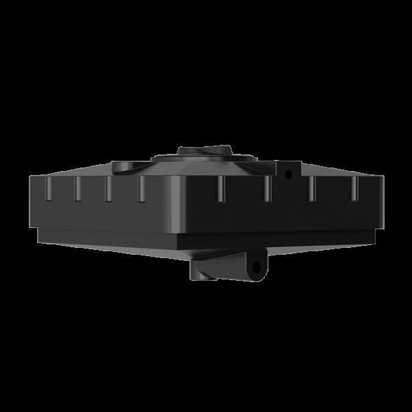Бак д/душа Aкватек 240 (черный) 950х950х440