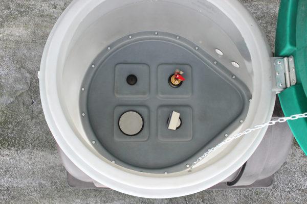 Емкость подземная «Rostok» U 1250л oil
