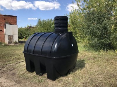 Подземная емкость DТ 5000 литров Полимер