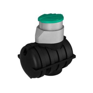 Емкости подземные для дизтоплива «Rostok» oil