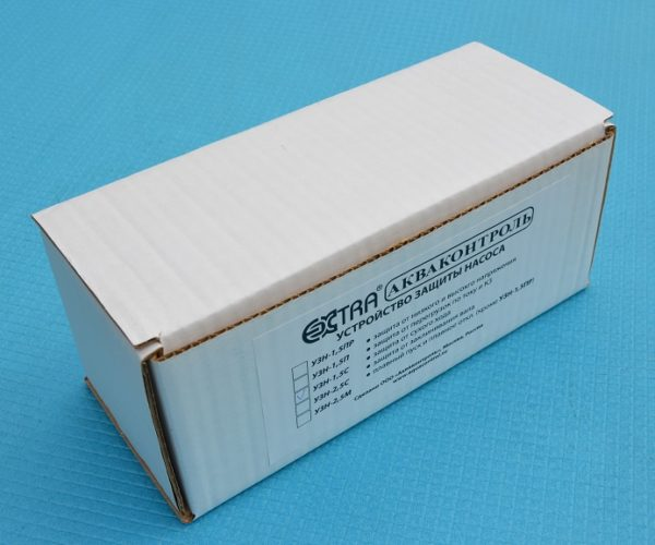 Устройство защиты скважинного насоса с плавным пуском (УЗН-1,5С)