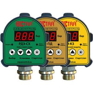 Электронное реле защиты по давлению (РДЭ-СХ, РДЭ-ПД, РДЭ-КЗ)