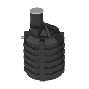 Ёмкость под септик 3 куб.м (с входным патрубком) Акватек