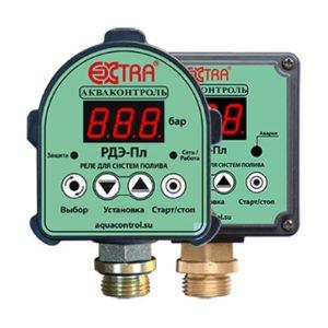 Реле давления электронное для систем полива