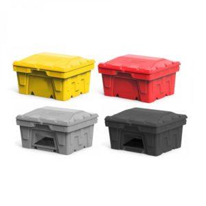 Ящики для соли, реагентов, химикатов Полимер